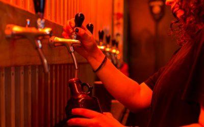 Chela pal que lee (Cervecería Intrinsical)