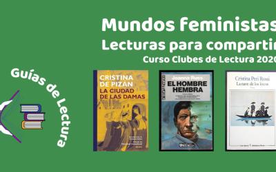 Guías de Lectura: mundos feministas